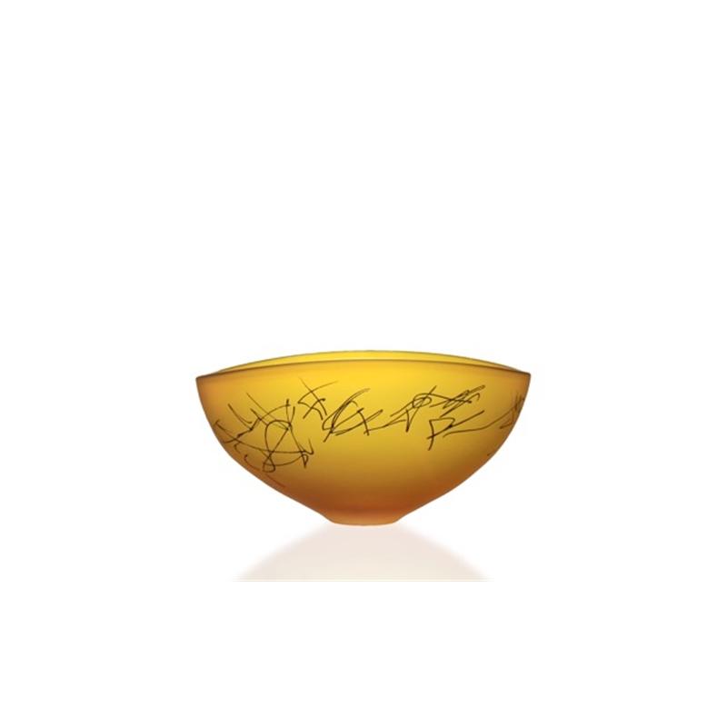 Brilliant Gold Scribe Bowl, 2017