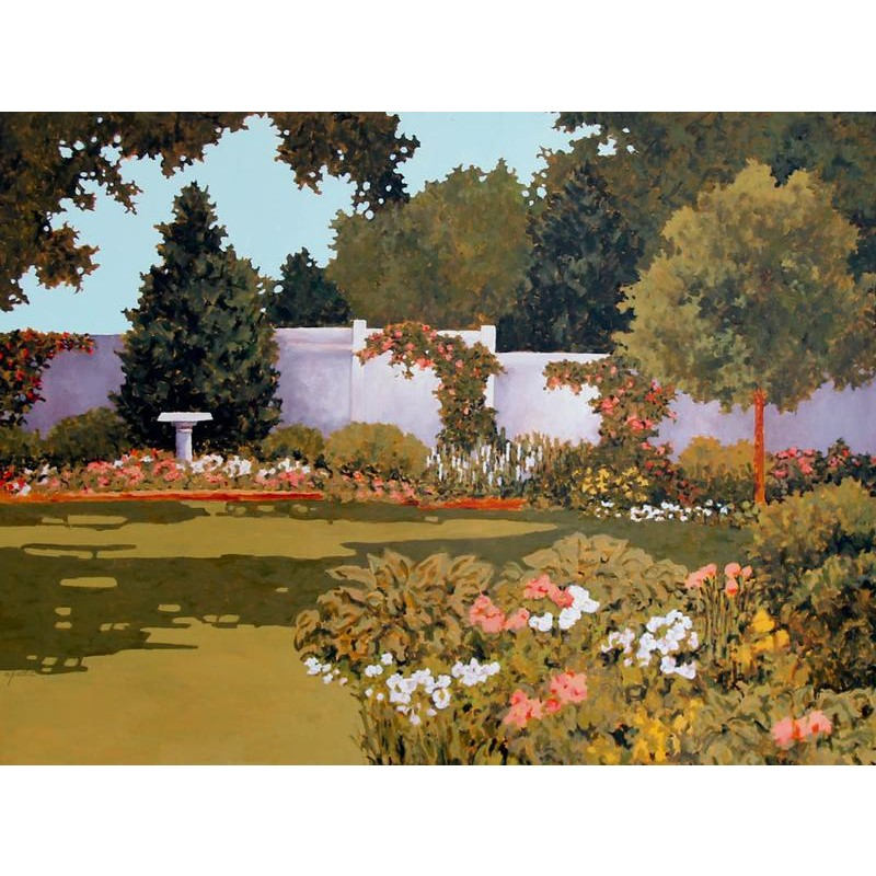 Summer Garden #1164