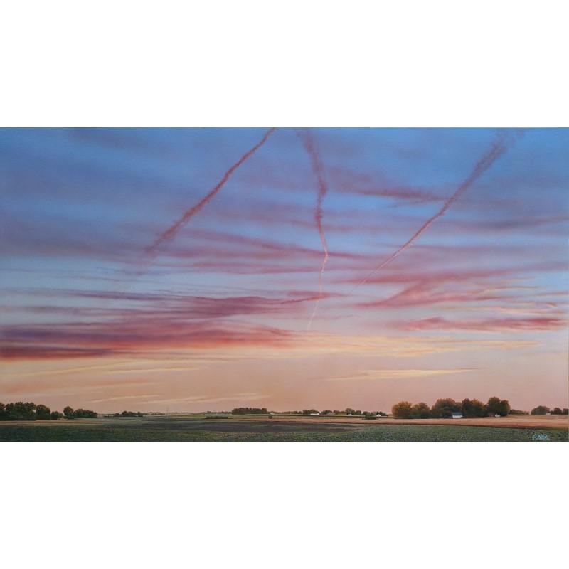 Jet Trails, Kearney County NE