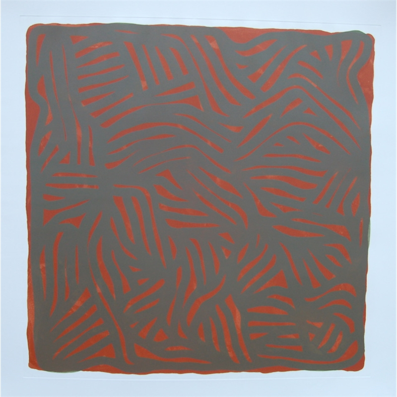 Untitled (Brown), 2004