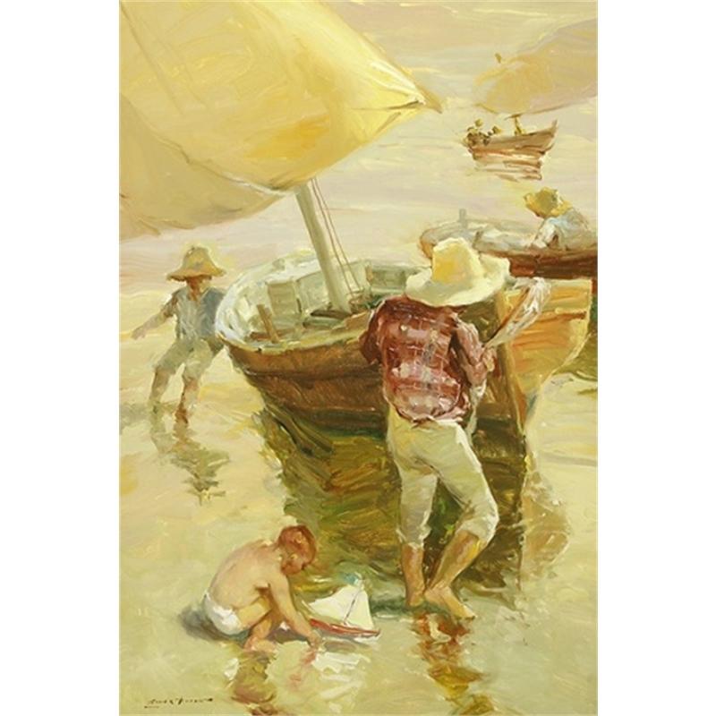 """Barca de Pesca"""