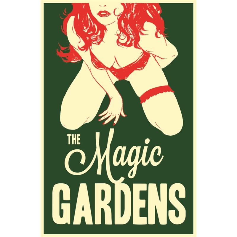 """Magic Gardens I"" by Harrison Freeman"