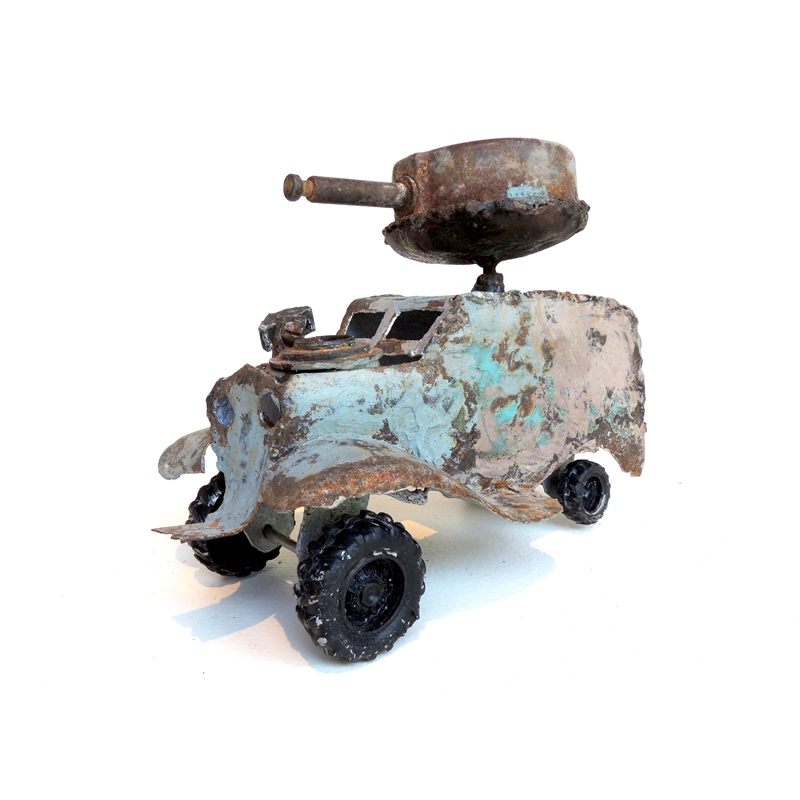 Nichos Series 19: Camion