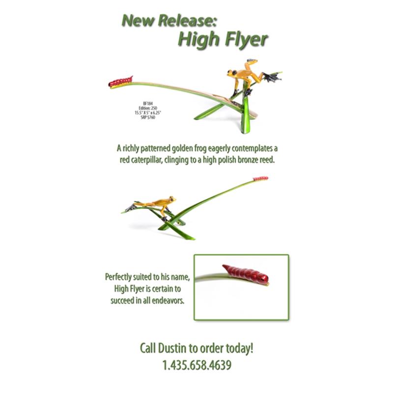 High Flyer BF184 (81/250), 2014