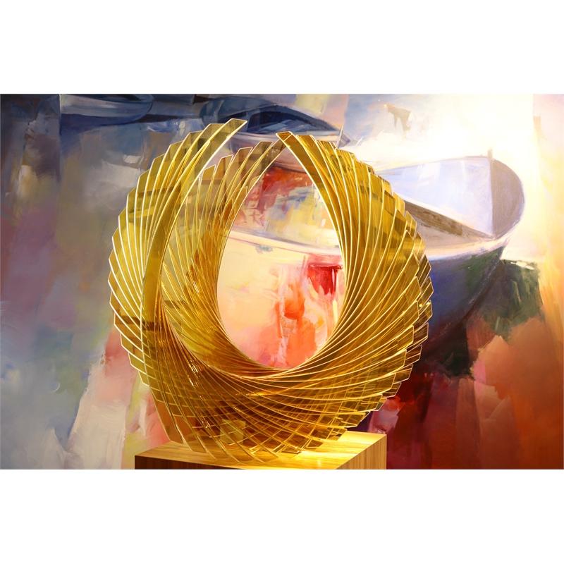 """""""Ella"""" Gold, 2018"""