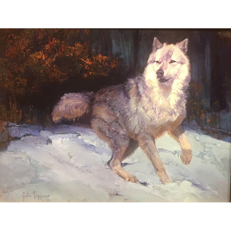 Moonlit (Wolf)
