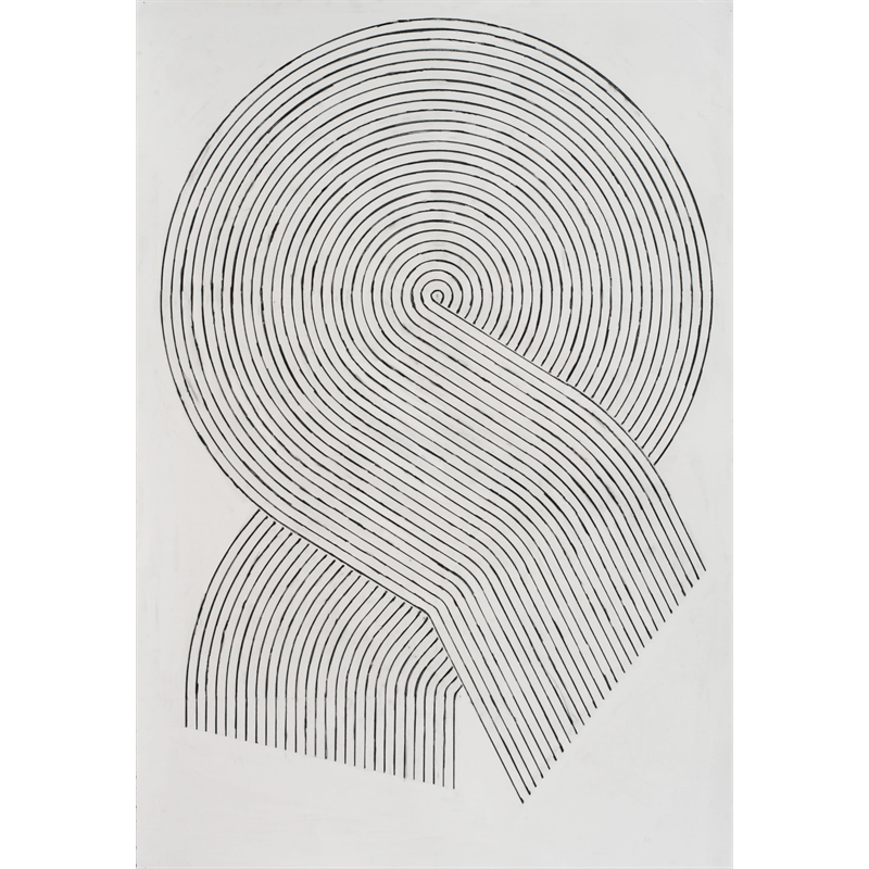 OPTICAL DRAWING #13 by Tim Jag