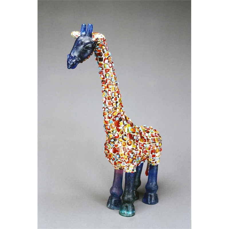 Glass Giraffe, 2008