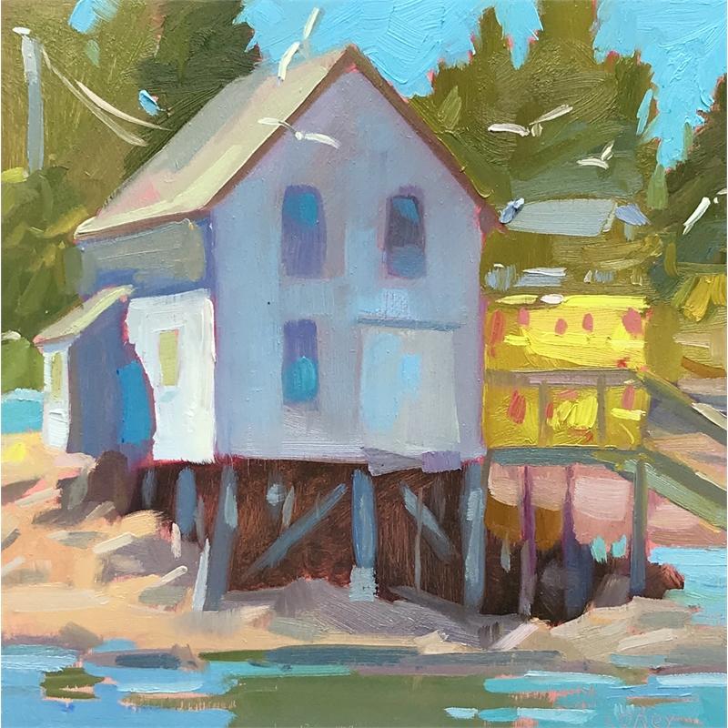 Boat-House Gulls