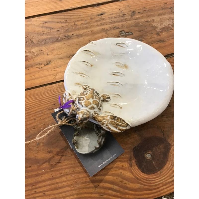 Mini Turtle Plate, 2019