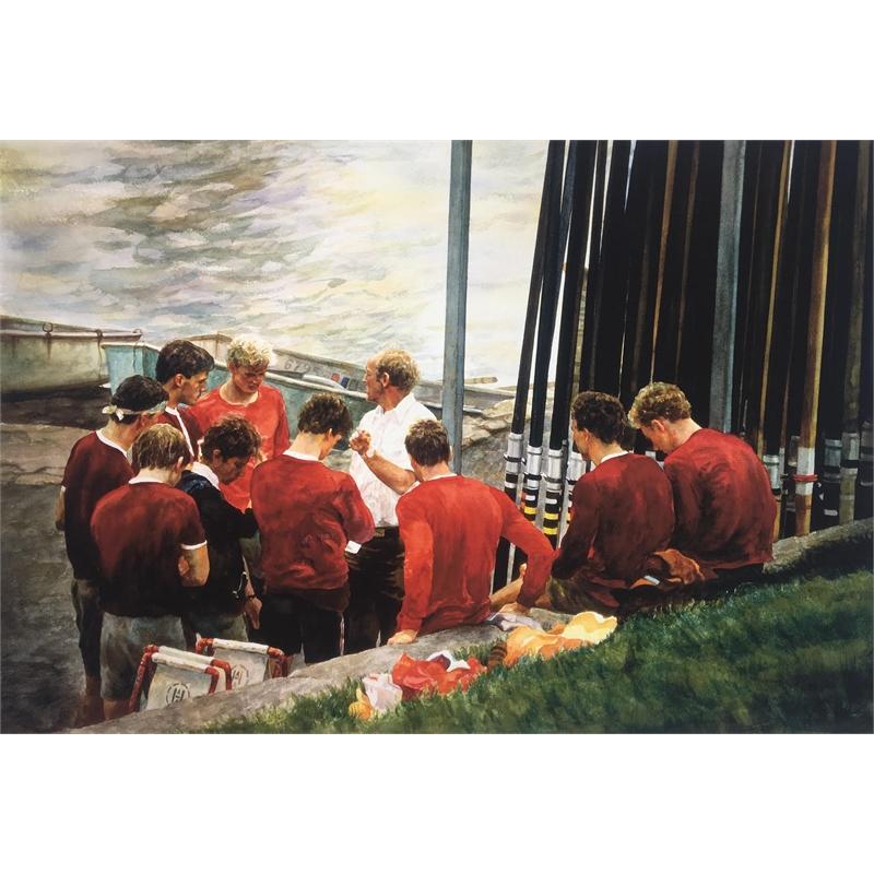 Harvard Crew - 1985 National Championships