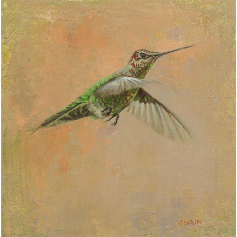 Hummingbird Flight, 2019