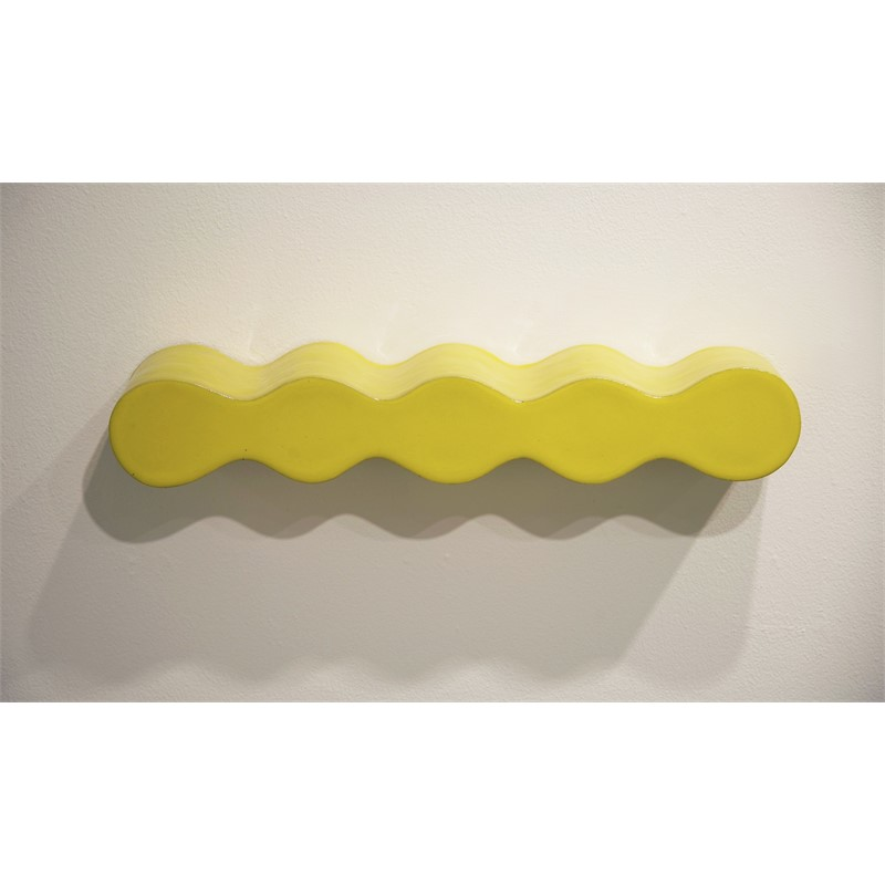 INFINITY SHELF IN LEMON, 2017
