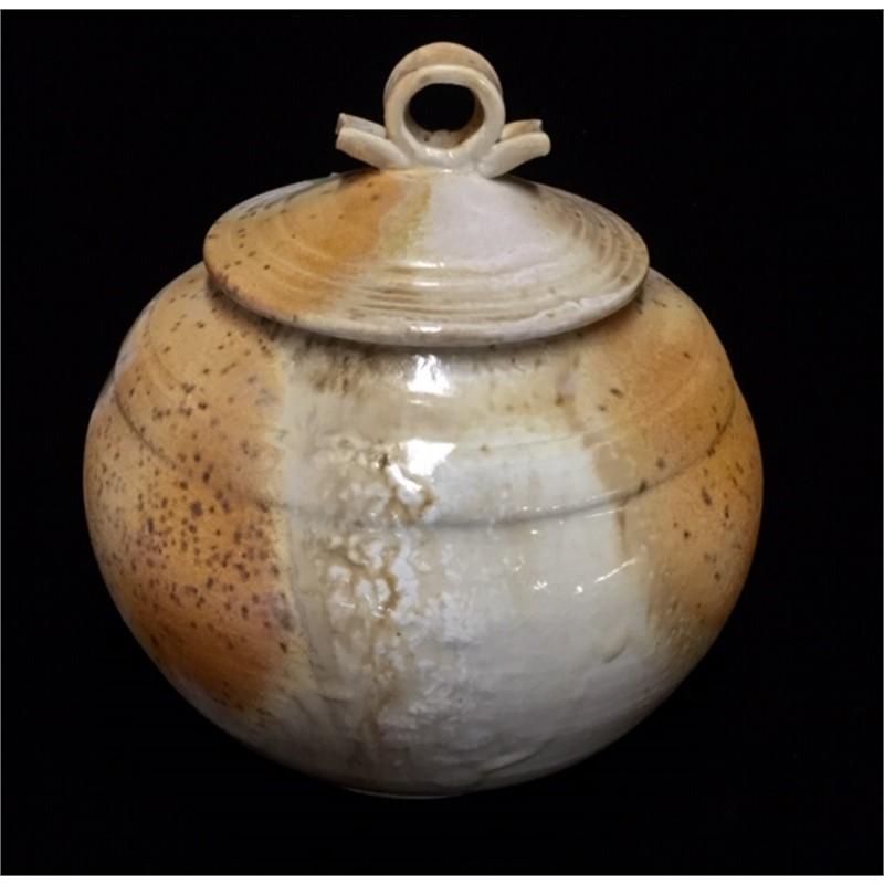 No. 17 Lidded Temple Jar