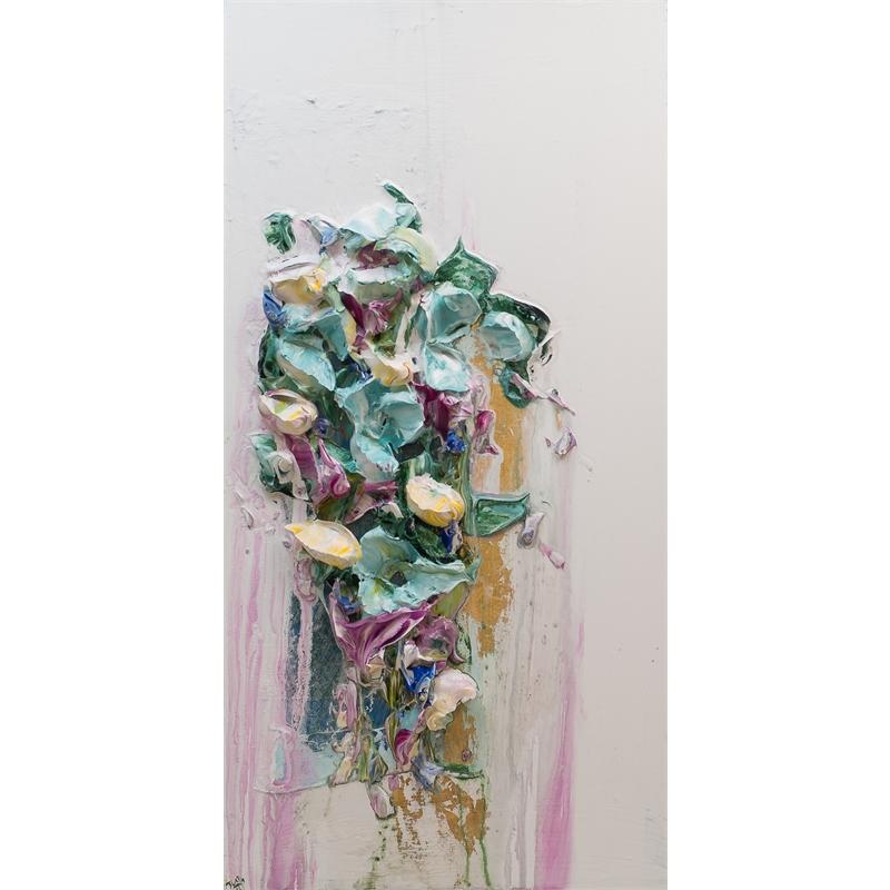 Expressionist Florals EF36X18-2016-144