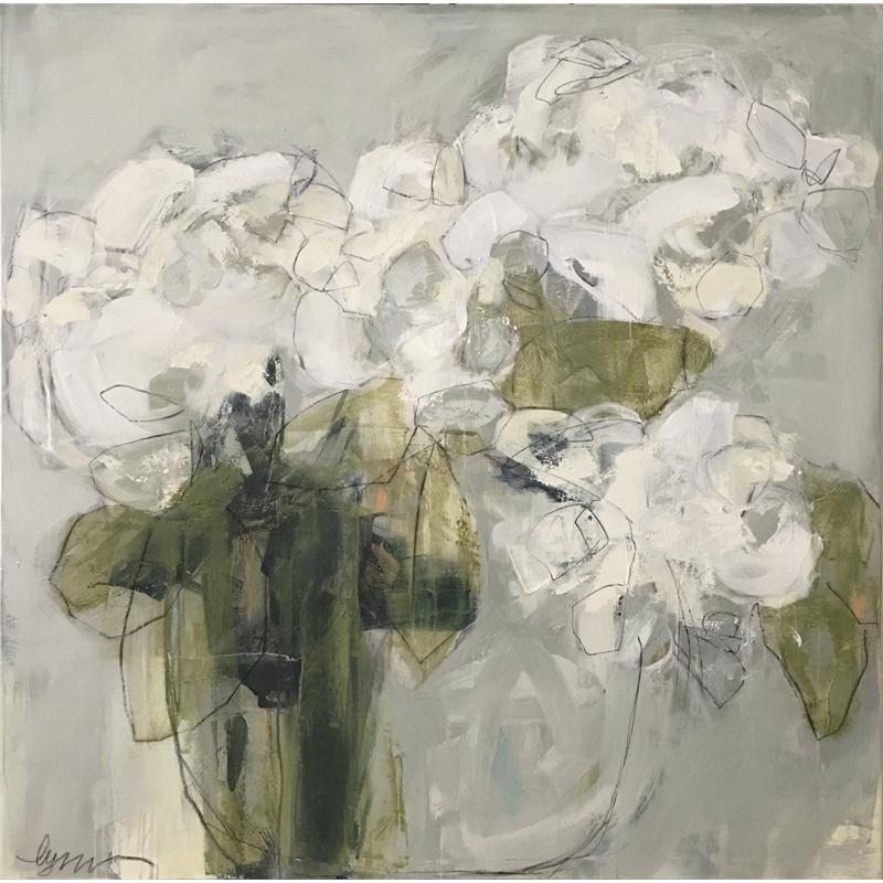 Hydrangea by Lynn Johnson