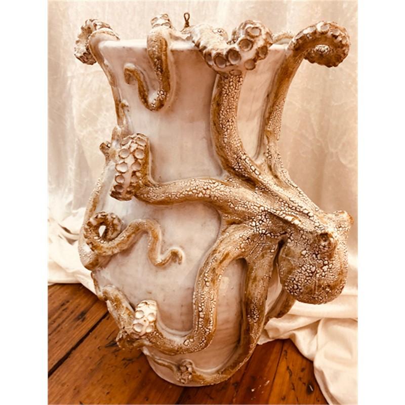 Double Octopus Vase, 2019