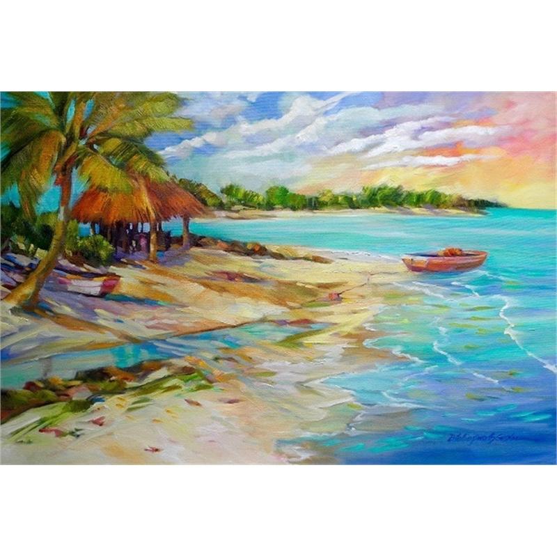 """Mustique Beach"", 2016"