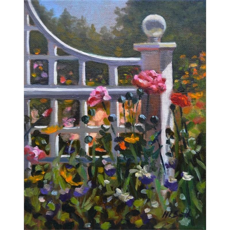 Garden Fence Study