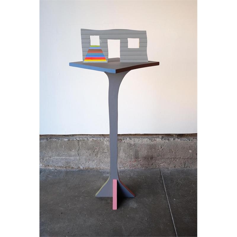 """Doorway Stand"" by Joe Ferriso, 2015"