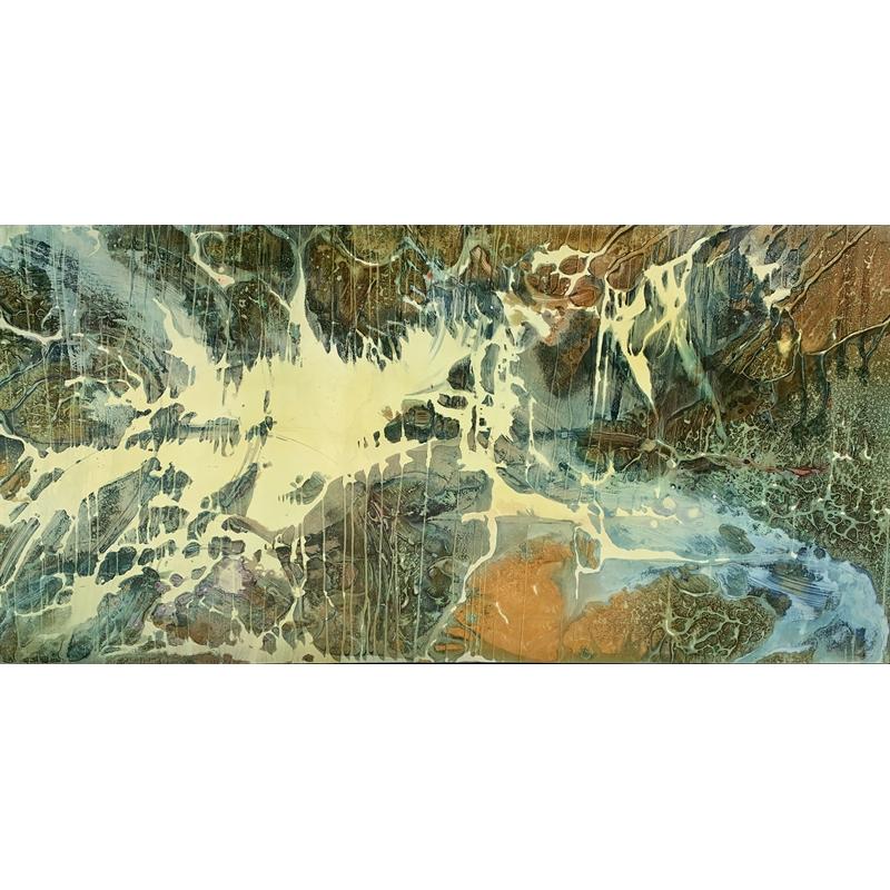 Cosmic Flow by Paul Tamanian