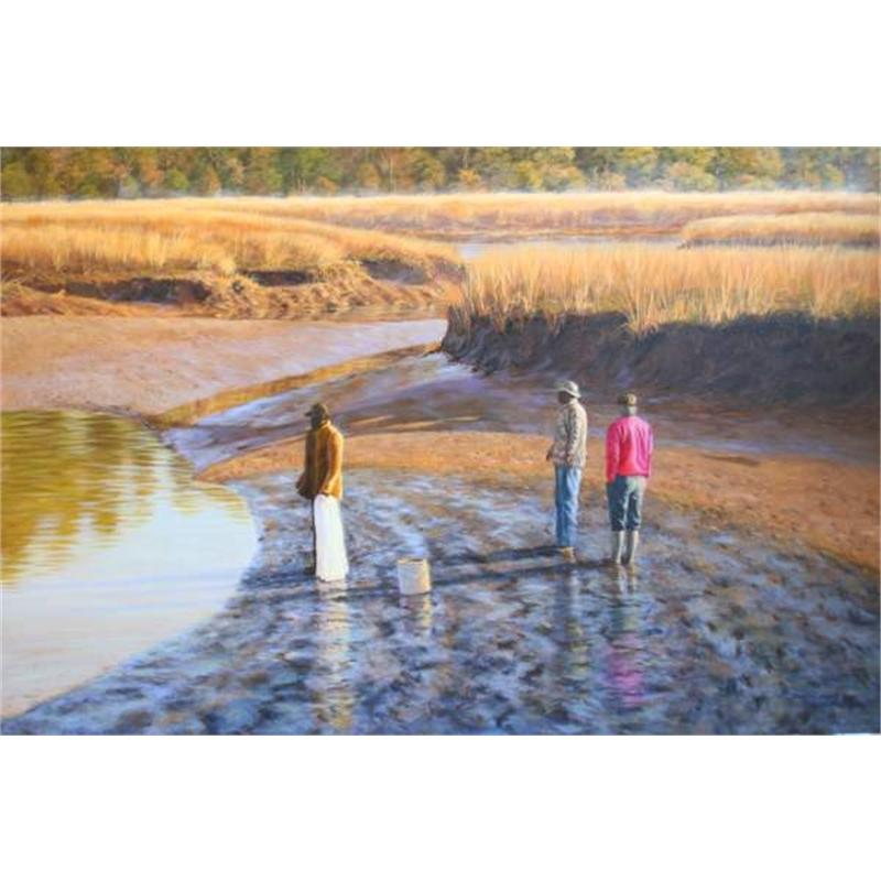 Winter Marsh by Douglas Grier -- Giclee Prints