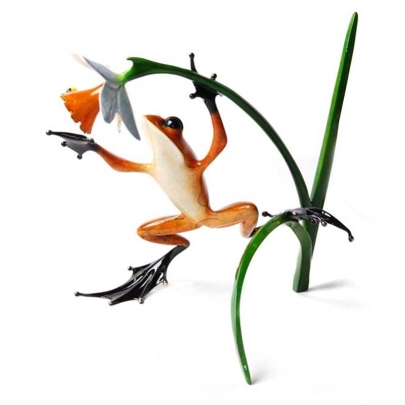 Daffodil Show Frog - Sittin' Pretty BF160S1 (18/35), 2012