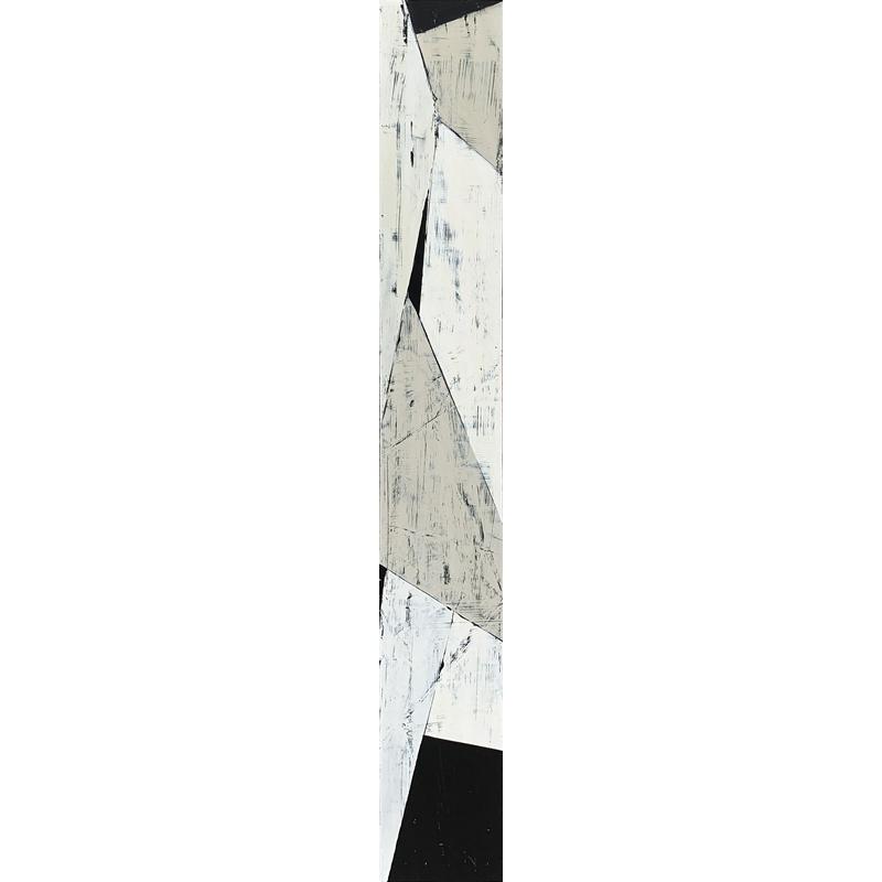 Faccetta: Black & Tan I by Ann Griffith