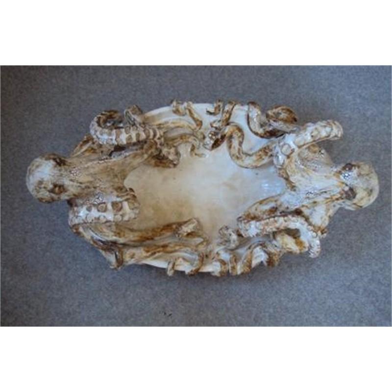 Double Octopus Platter