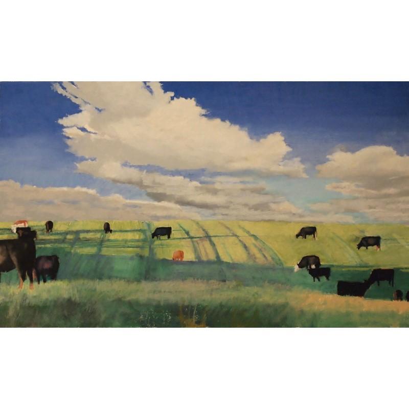 Grazing Cows/3rd Cutting