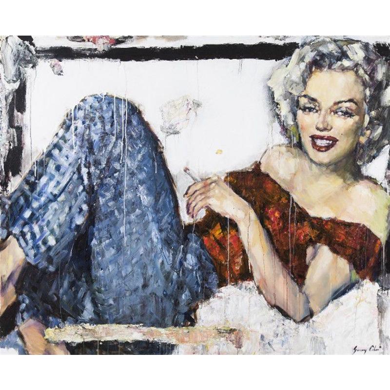 Marilyn On Break by Sunny Choi