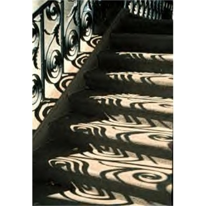 Stairway Shadows at Society Hall