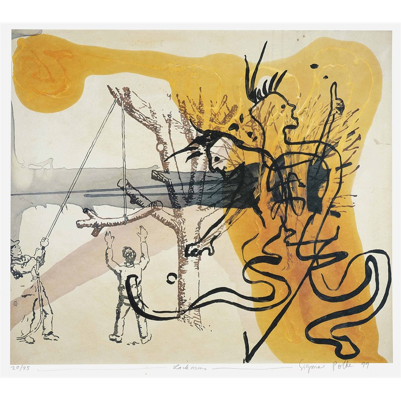 Lackmus (/75), 1999