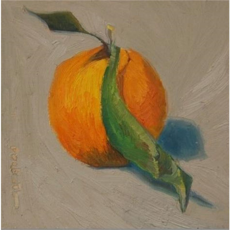 Study in Orange (Orange)