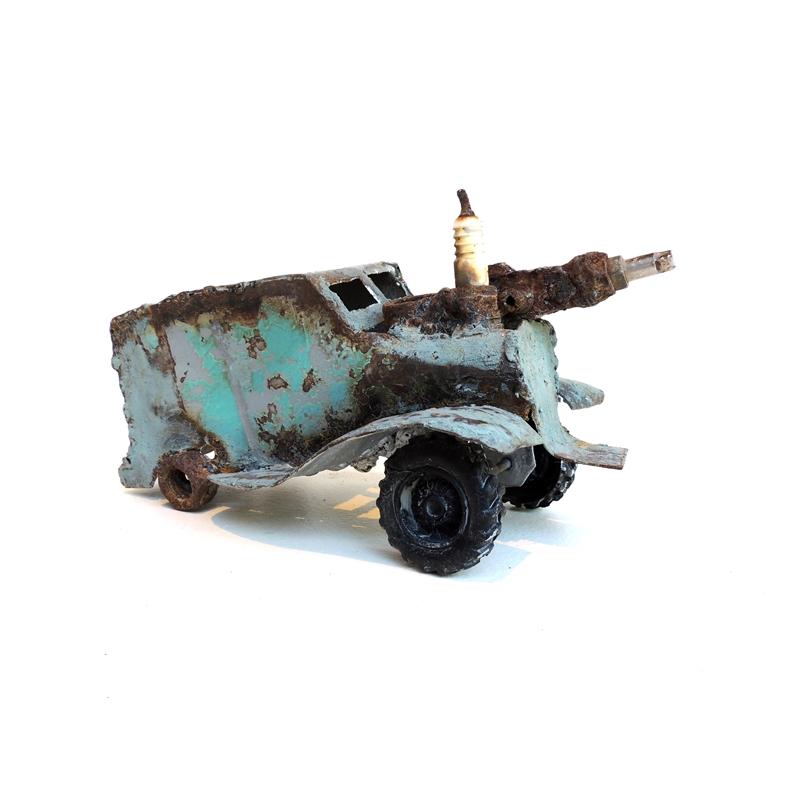 Nichos Series 14: Camion