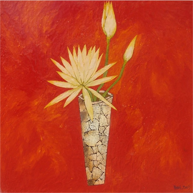 Lotus Bloom I, 2006