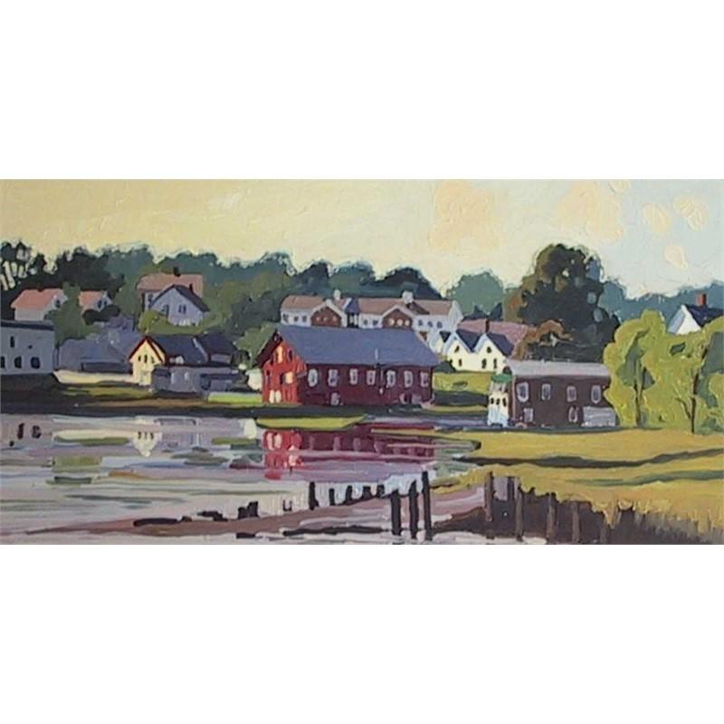 Thomaston Harbor #2