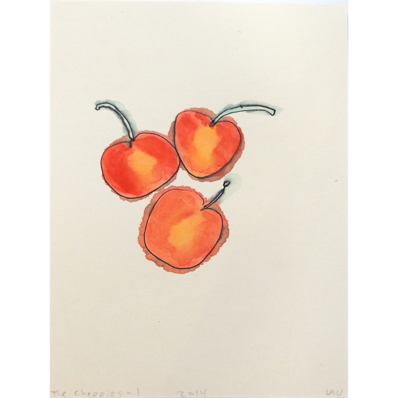 the cherries-1, 2014