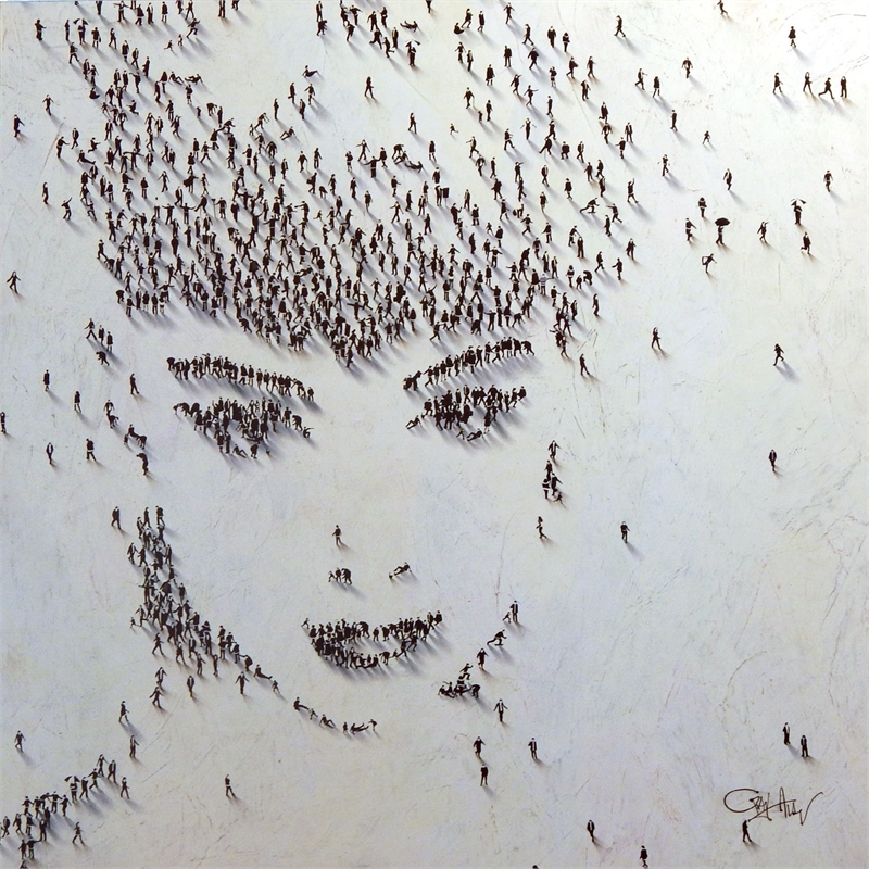 Populus - Audrey Enchanting by Craig Alan