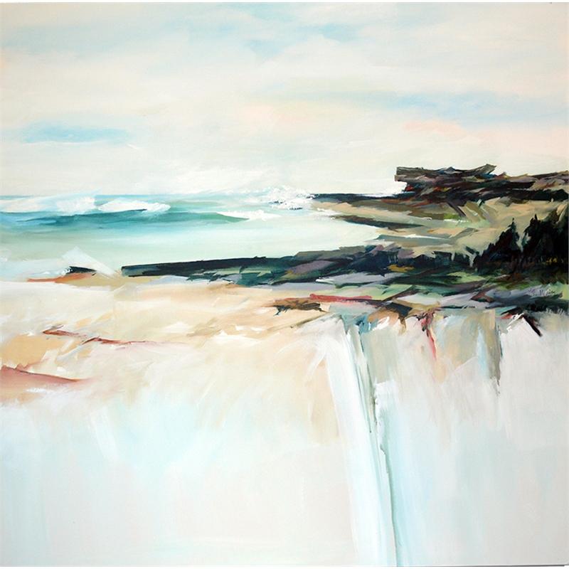 Beach, Rocks and Surf