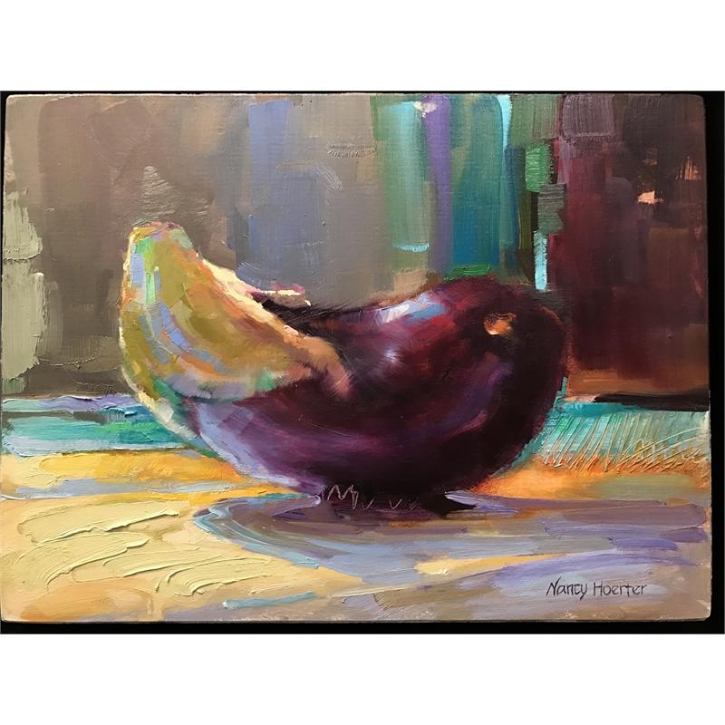 Eggplant in Purple