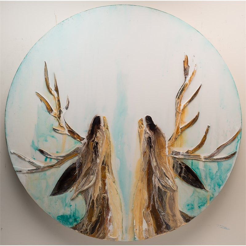 CIRCULAR TWO STAGS