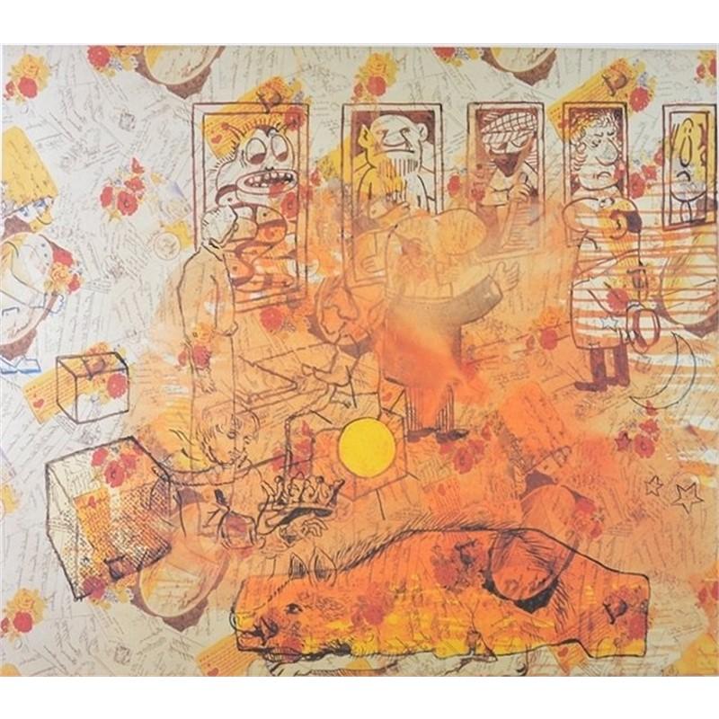 Ahnengalerie (/75), 1995