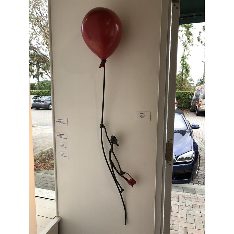 Red Balloon (Girl)