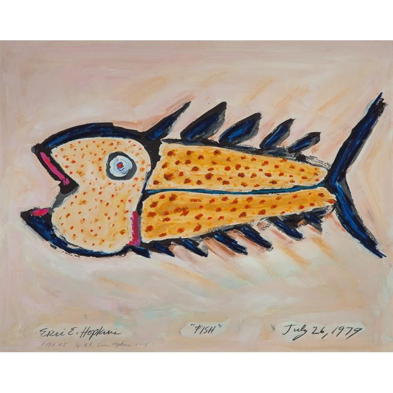 Fish #1 1/5 A.P