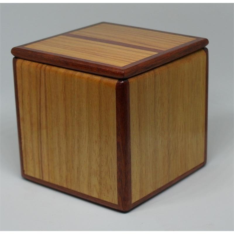 Box #16 Canary & Blood Wood , 2019