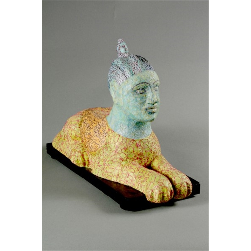 Green Tara Sphinx, 2011