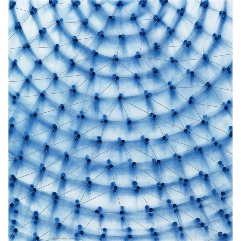 Dome (Blue) (23/40), 2017