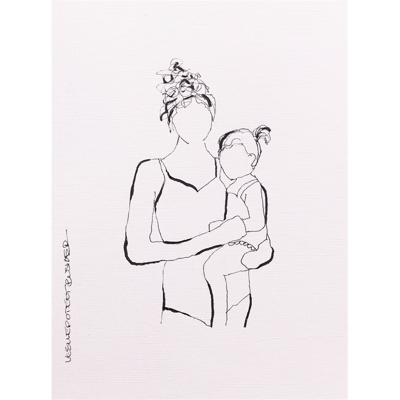 Mother and Child No. 11