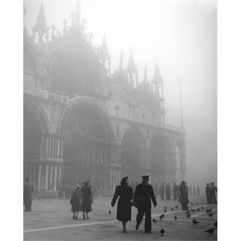 No. 110 St. Mark's Cathedral, Venice, Italy, 1951
